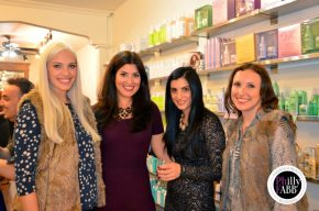 Philly FABB's Kickoff Event: The Blogger Blowout Bash